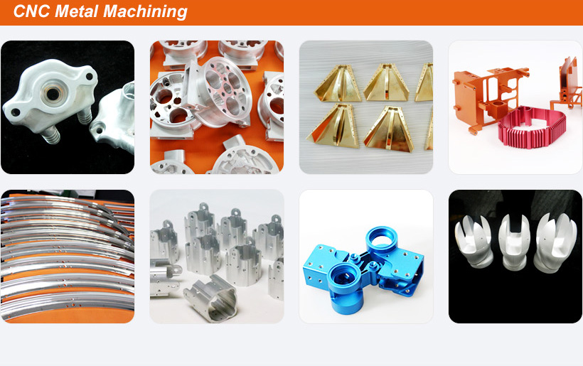 CNC Metal Machining