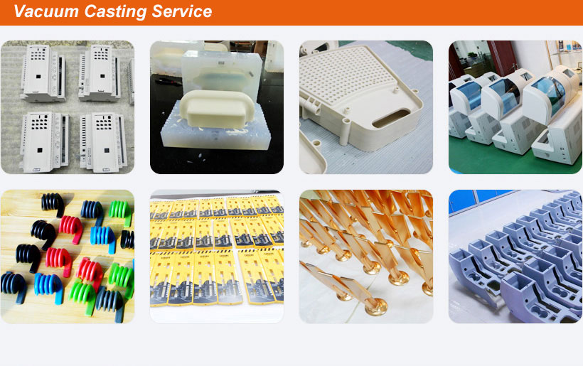 Vacuum Casting Service