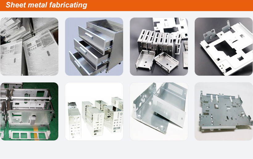 sheet metal fabricating
