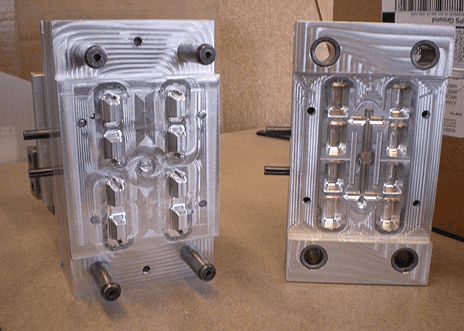 Rapid tooling & Aluminum mold