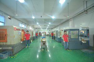 CNC machining product