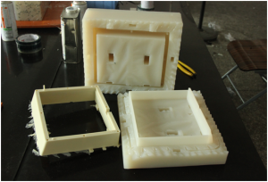Silivone molding / Vacuum Casting plastic components