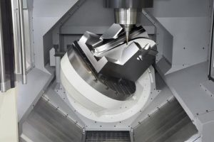 CNC 5-axis machining services