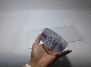 PC Transparent Parts by CNC