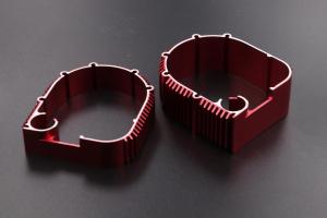 CNC Machining aluminum prototype